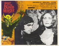 Night of the Blood Monster - 11 x 14 Movie Poster - Style A