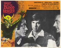 Night of the Blood Monster - 11 x 14 Movie Poster - Style E