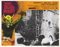 Night of the Blood Monster - 11 x 14 Movie Poster - Style F