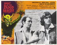 Night of the Blood Monster - 11 x 14 Movie Poster - Style C
