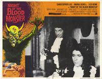 Night of the Blood Monster - 11 x 14 Movie Poster - Style G