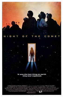 Night of the Comet - 11 x 17 Movie Poster - Style A