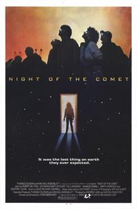 Night of the Comet - 43 x 62 Movie Poster - Bus Shelter Style A