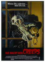 Night of the Creeps - 27 x 40 Movie Poster - German Style A