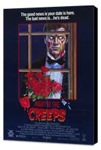 Night of the Creeps - 11 x 17 Movie Poster - Style A - Museum Wrapped Canvas