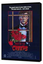 Night of the Creeps - 27 x 40 Movie Poster - Style A - Museum Wrapped Canvas