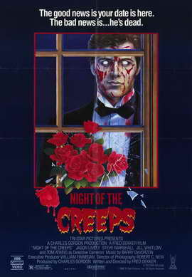 Night of the Creeps - 11 x 17 Movie Poster - Style A