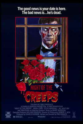 Night of the Creeps - 27 x 40 Movie Poster - Style A