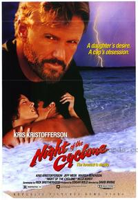 Night of the Cyclone - 27 x 40 Movie Poster - Style A