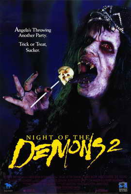 Night of the Demons 2 - 11 x 17 Movie Poster - Style A