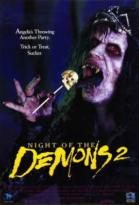 Night of the Demons 2 - 27 x 40 Movie Poster - Style A