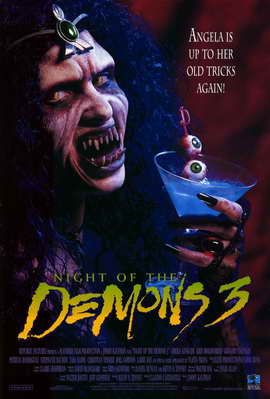 Night of the Demons 3 - 11 x 17 Movie Poster - Style A