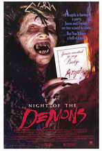 Night of the Demons - 27 x 40 Movie Poster - Style A