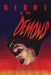 Night of the Demons - 11 x 17 Movie Poster - Style B