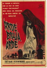 Night of the Eagle - 27 x 40 Movie Poster - Spanish Style A
