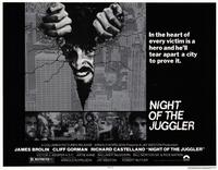 Night of the Juggler - 11 x 14 Movie Poster - Style A