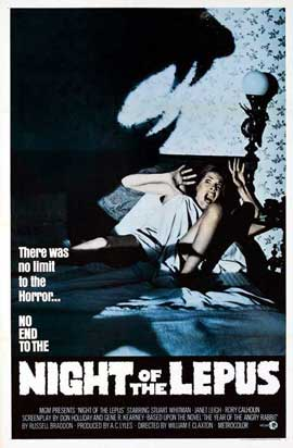 Night of the Lepus - 27 x 40 Movie Poster - Style A