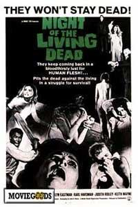 Night of the Living Dead - 43 x 62 Movie Poster - Bus Shelter Style A