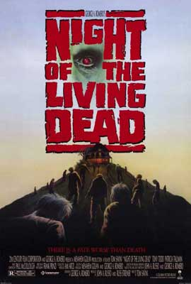 Night of the Living Dead - 11 x 17 Movie Poster - Style A