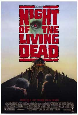 Night of the Living Dead - 27 x 40 Movie Poster - Style A