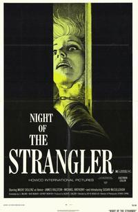 Night of the Strangler - 11 x 17 Movie Poster - Style A