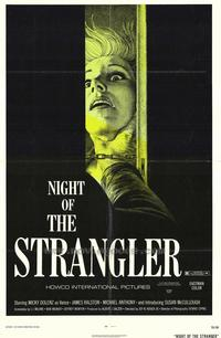 Night of the Strangler - 27 x 40 Movie Poster - Style A