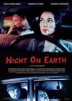 Night on Earth - 27 x 40 Movie Poster - Swedish Style A
