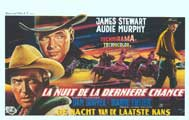 Night Passage - 14 x 22 Movie Poster - Belgian Style A