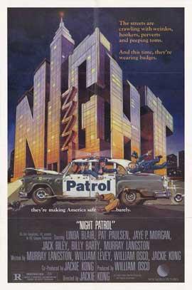 Night Patrol - 11 x 17 Movie Poster - Style B