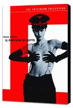 The Night Porter - 11 x 17 Movie Poster - Style C - Museum Wrapped Canvas