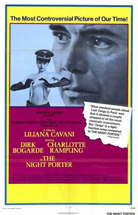 The Night Porter - 11 x 17 Movie Poster - Style A