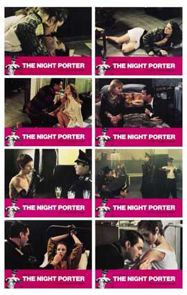 The Night Porter - 11 x 17 Movie Poster - Style B