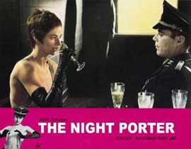The Night Porter - 11 x 14 Movie Poster - Style D