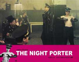 The Night Porter - 11 x 14 Movie Poster - Style E