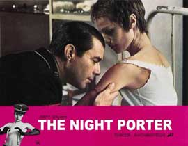 The Night Porter - 11 x 14 Movie Poster - Style G