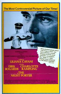The Night Porter - 43 x 62 Movie Poster - Bus Shelter Style A