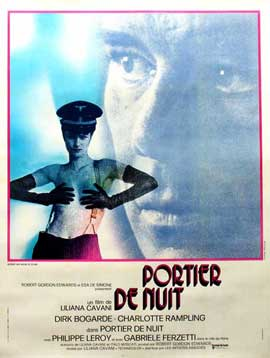 The Night Porter - 27 x 40 Movie Poster - French Style A