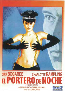 The Night Porter - 11 x 17 Movie Poster - Spanish Style B
