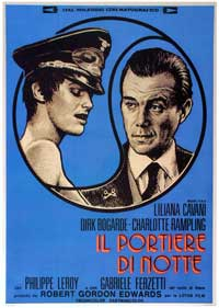 The Night Porter - 27 x 40 Movie Poster - Italian Style A