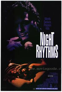 Night Rhythms - 11 x 17 Movie Poster - Style A