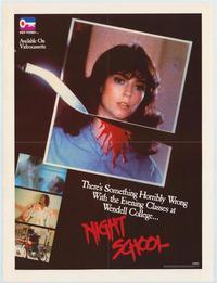 Night School - 27 x 40 Movie Poster - Style B