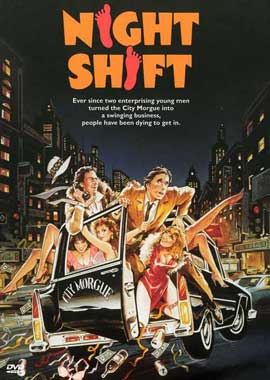 Night Shift - 11 x 17 Movie Poster - Style B