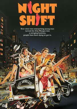Night Shift - 27 x 40 Movie Poster - Style B