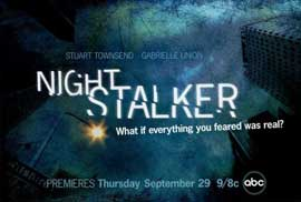 Night Stalker, The (TV) - 27 x 40 TV Poster - Style A