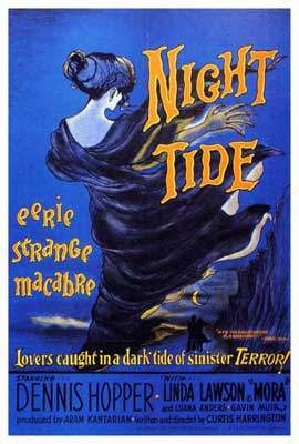 Night Tide - 27 x 40 Movie Poster - Style A