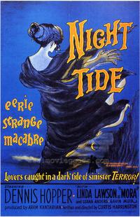 Night Tide - 43 x 62 Movie Poster - Bus Shelter Style A