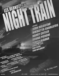 Night Train - 11 x 17 Movie Poster - Style A