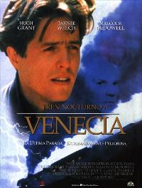 Night Train to Venice - 11 x 17 Movie Poster - Spanish Style A