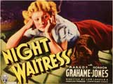 Night Waitress - 11 x 14 Movie Poster - Style A