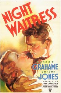Night Waitress - 11 x 17 Movie Poster - Style B